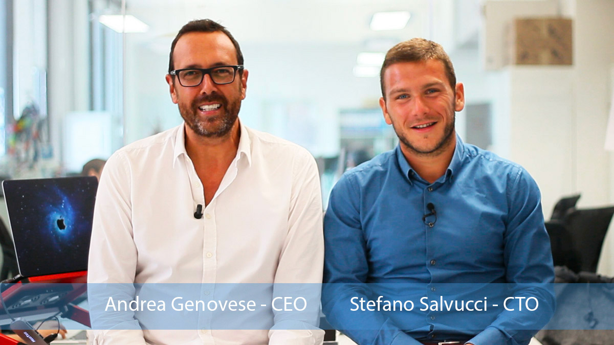 Business in cloud social academy andrea genovese stefano salvucci