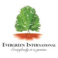 Logo evergreen social academy