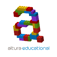 Logo altura educational social accademy