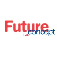 Logo future concept lab social academy