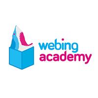 Logo webing academy social academy
