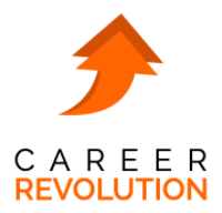 Logo careeer revolution vertical color