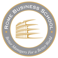 Rome business school logo social academy