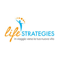 Nuovo logo life strategies  2b payoff color