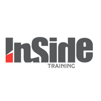 Inside training logo social academy