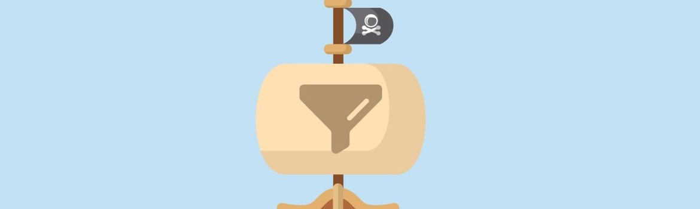 Funnel dei pirati