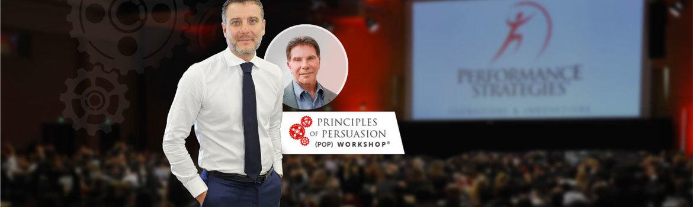 Principles persuasion performance strategies social academy