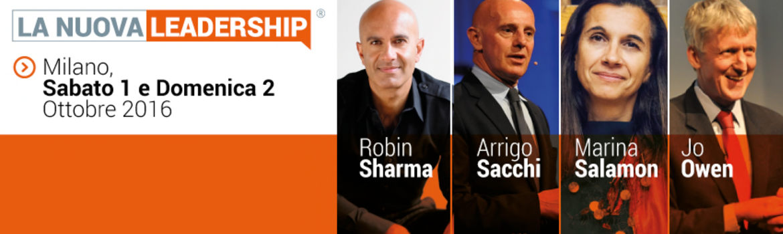 Cover la nuova leadership social academy