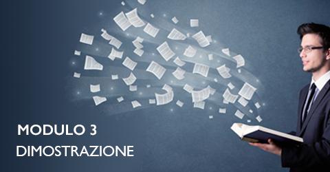 Modulo 3 corso memoria panzarani social academy