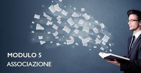 Modulo 5 corso memoria panzarani social academy