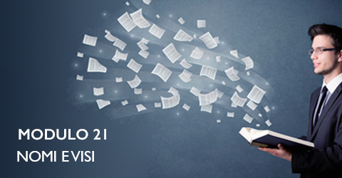 Modulo 21 corso memoria panzarani social academy