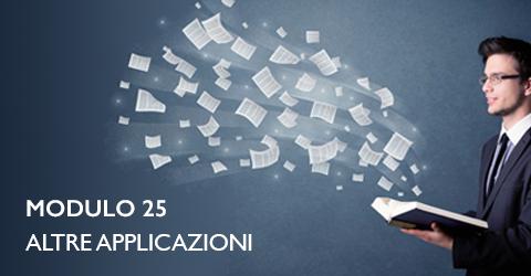 Modulo 25 corso memoria panzarani social academy