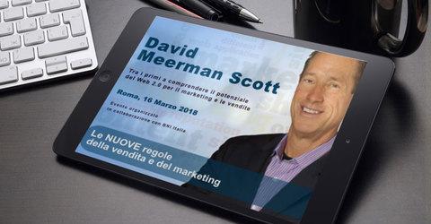 David meerman scott hi performance  vendita marketing