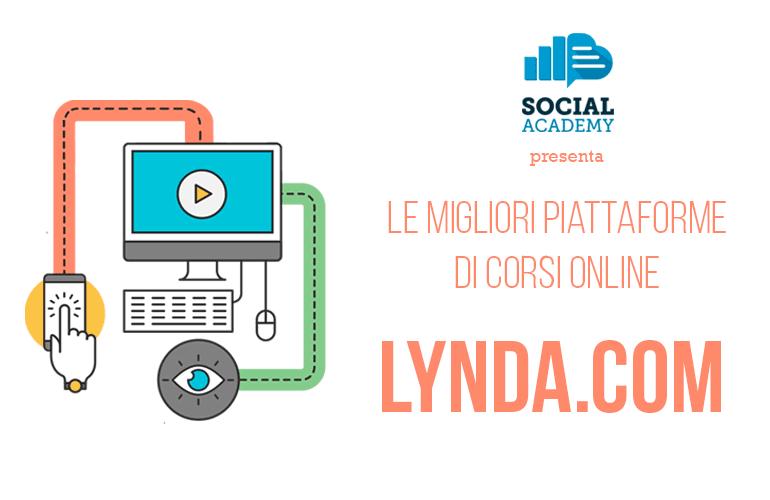 Recensione corsi online lynda com by social academy
