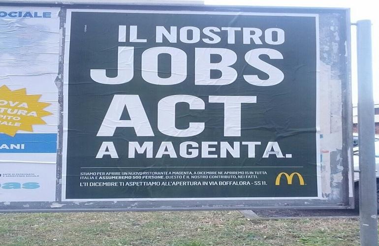 Il nostro jobs act mc
