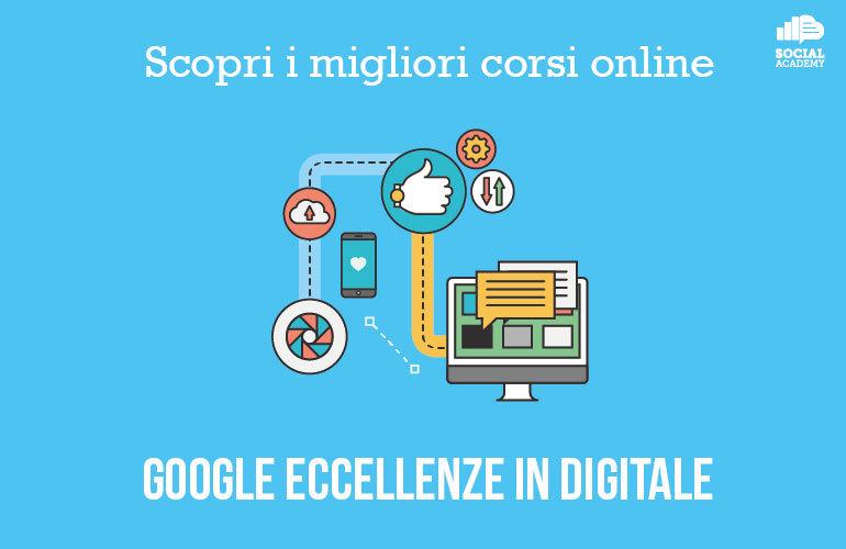 Recensione social academy google migliori corsi online