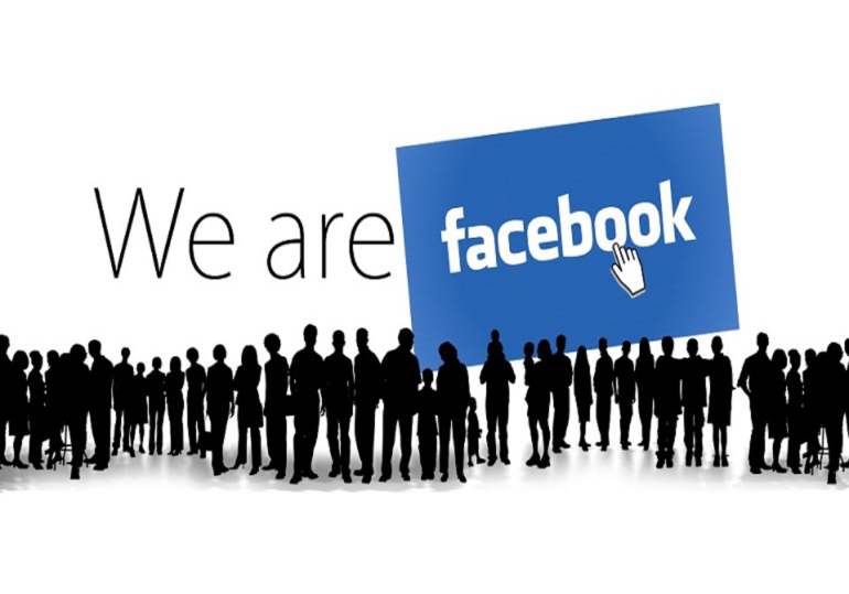We are facebook.ok