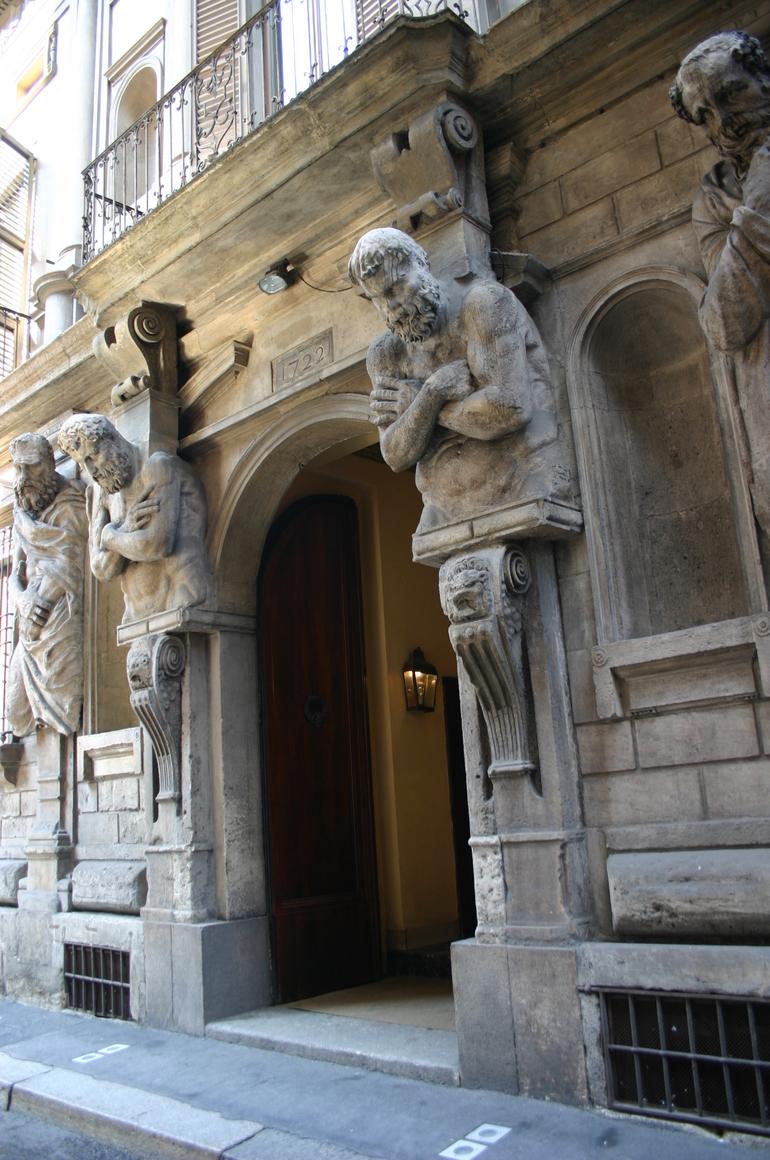 Img 7032   milano   casa degli omenoni   ingresso   foto giovanni dall 27orto   8 mar 2007